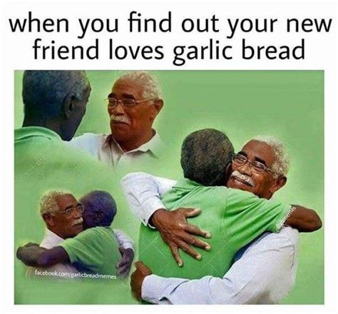 Garlic Bread Meme - the garlic bread memes facebook page is the most
