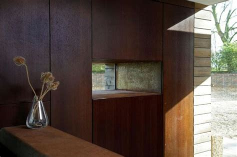 wohnzimmer jagdstil stilvolle wanddekoration aus echtholz originelle und