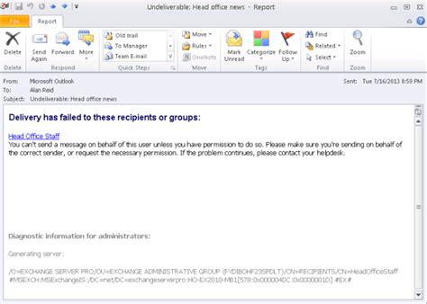 send secret email how to send as a mailbox