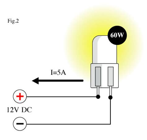 Lu Led 2 Sisi Ac Dc Murah instalacion a 12v ledbox news