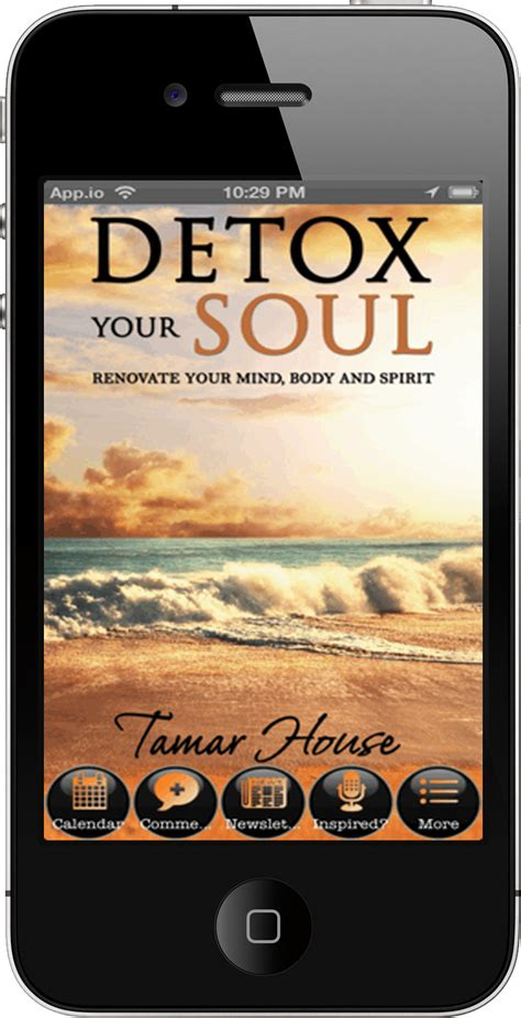 Detox Your Soul Book by The App Detox Your Soul