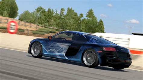 Forza 3 Auto Tuning by Photo Tuning Audi R8 Forza Motorsport 3