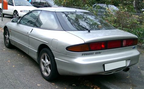 free service manuals online 1992 ford probe spare parts catalogs ford probe