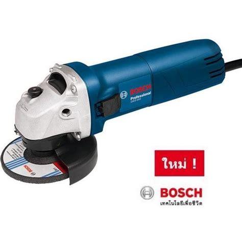 Gerindra Bosch Gws 060 เจ ยรม อ4น ว gws 060 670w bosch ราคา 1250บาท