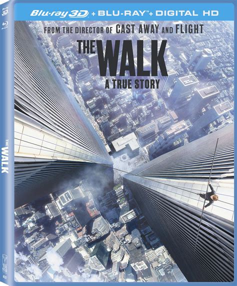 film blu ray 3d the walk 3d blu ray cover screen connections