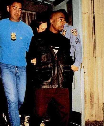 2pac Criminal Record All My Run Ins With Authorities Against All Odds By 2pac