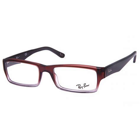 ban rb5213 brown eyeglasses at best price optiaxis