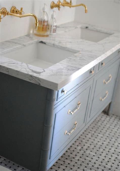 grey bathroom fixtures white bamboo bathroom vanity transitional bathroom