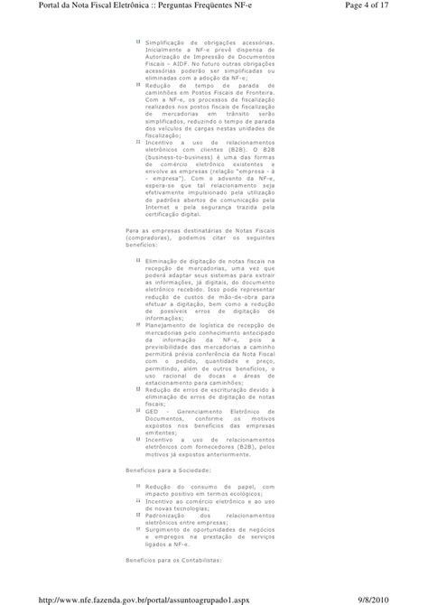 layout da chave da nfe contabilidade nf nota fiscal eletronica