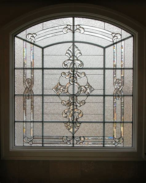 Decorative Window Panels by Master Traditional Stained Glass Panels