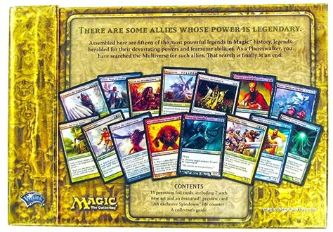 Mtg From The Vault Lore magic the gathering from the vault legends gift box da card world