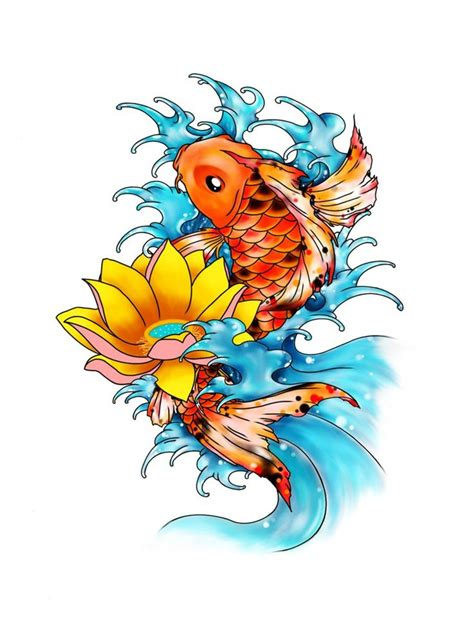 pond tattoo designs 1000 images about koi on koi fish