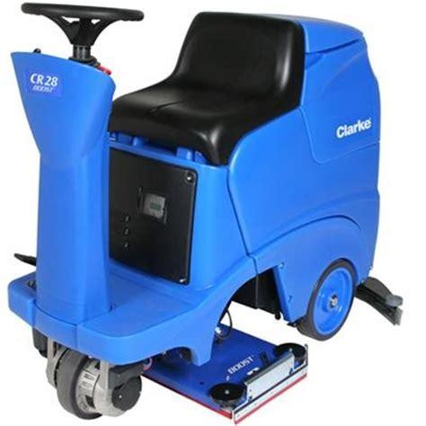Clarke Floor Scrubber by Clarke Cr28 Boost Rider Automatic Floor Scrubber 00345a