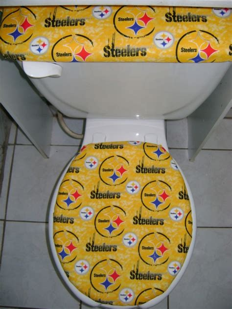 steelers bathroom accessories pin by kristin feavel on millie and mudder