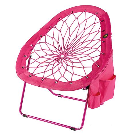 bungee chair pink bungee chair new pear shape only from brookstone ebay