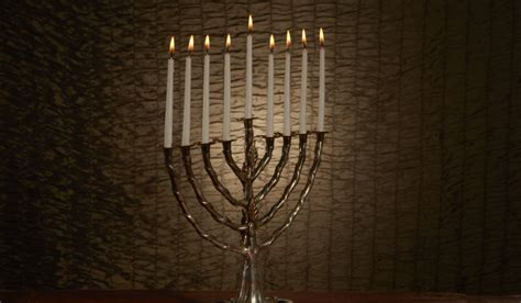 when do you light the menorah philosophy breaking matzo