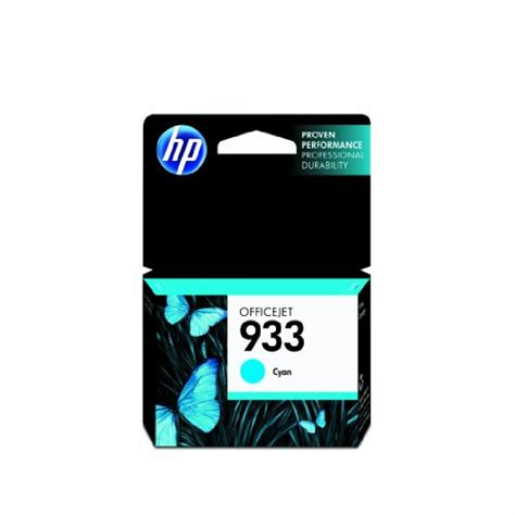 Tinta Hp 933 Xl Yellow Cn058an hp cn058an 140 933 ink cartridge cyan 886111601349 compare prices price tracker truecurate