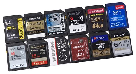 best sd cards top 12 best sd memory cards tested 2017