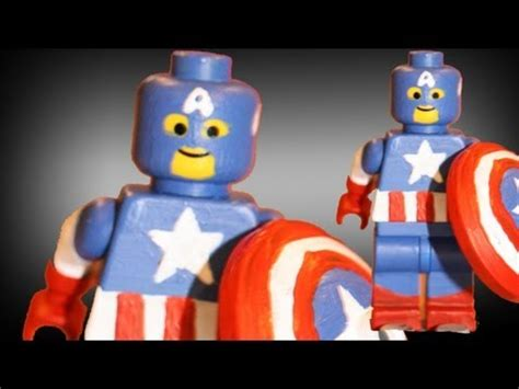 Tutorial Lego Avengers | lego captain america tutorial the avengers youtube