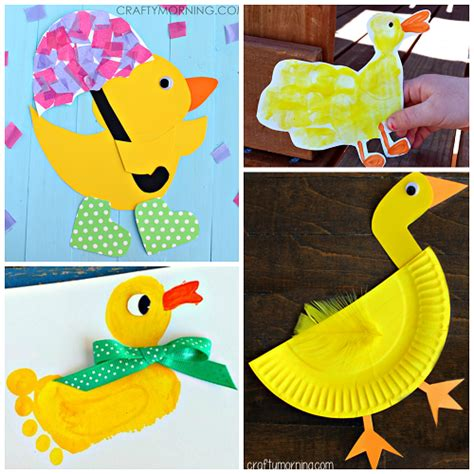 duck crafts for duck crafts for to make crafty morning