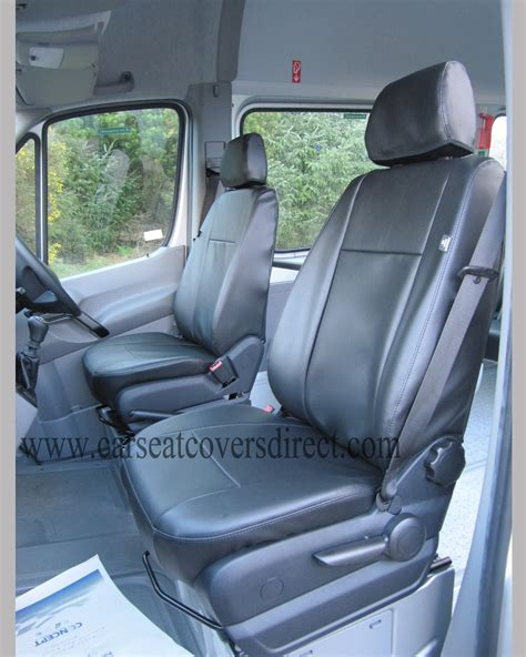 mercedes sprinter seat covers  seater package car seat covers direct tailored   choice