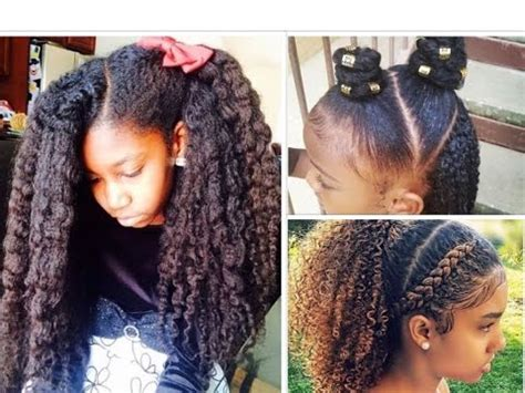 perms you can buy for african american teenagers pretty curly kids hairstyles youtube