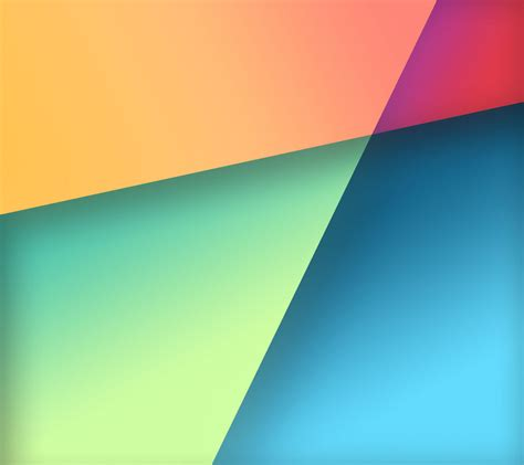 forgot pattern on android lollipop nexus 7 stock wallpaper in google play colors by r3conn3r