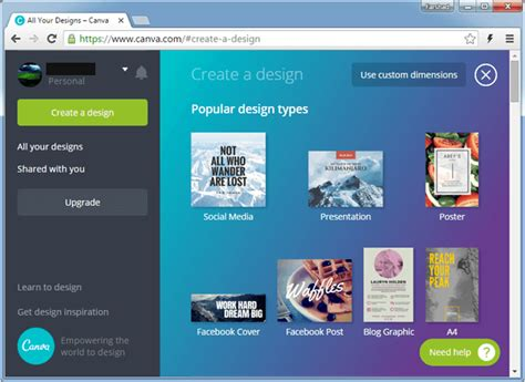 canva presentation canva design awesome presentations documents social