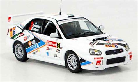Subaru Rally Auto Kaufen by Subaru Impreza Wrx No 3 Sieger Rally Portugal 2005 Ixo