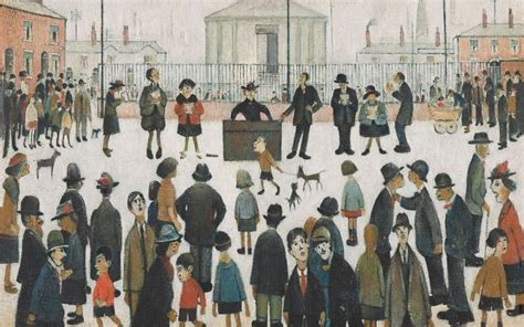 Daylight Ls For Artists by Ls Lowry There S More To Him Than Matchstick Telegraph