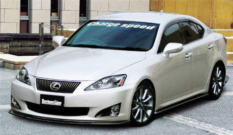 2010 lexus is 250 jdm chargespeed lexus is250 is350 bottom line kit