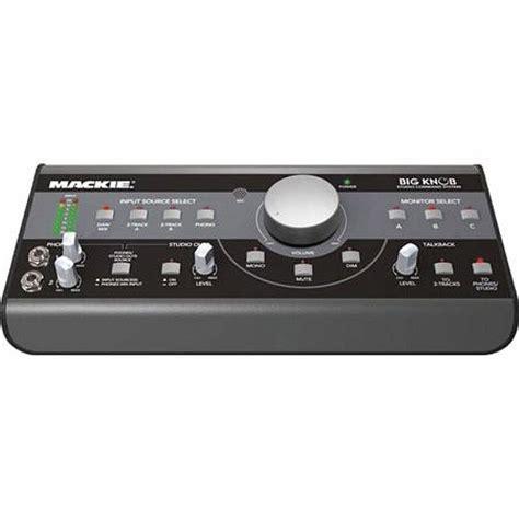 Mackie Big Knob Studio Command System by Mackie Mackie Big Knob Studio Command System Vinyl At Juno