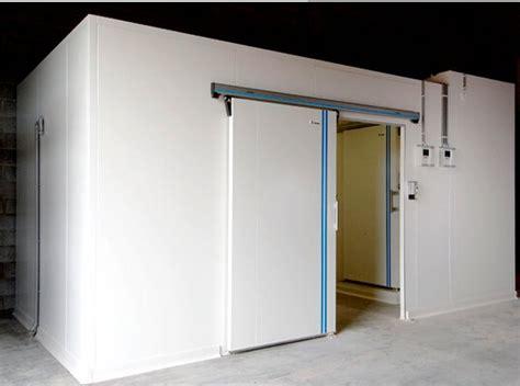 double temperature cold roomhalf freezer