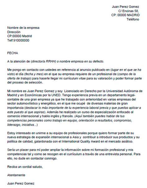Plantilla Curriculum Carta De Presentacion Best 25 Carta De Trabajo Modelo Ideas On Carta De Presentaci 243 N De Curriculum