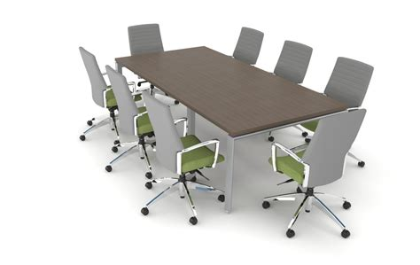 36 X 96 Conference Table Basec Conference Tables Office Furniture Ethosource