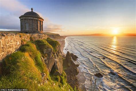 Outdoor Lighting Northern Ireland Marco Bottigelli Captures Ireland S Enchanting Coastline In Series Of Landscape Daily