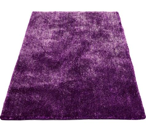 argos plum rug buy brush silk touch shaggy rug plum 160 x 230cm at argos co uk your shop for