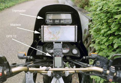 Motorrad Gepäck by Cockpit