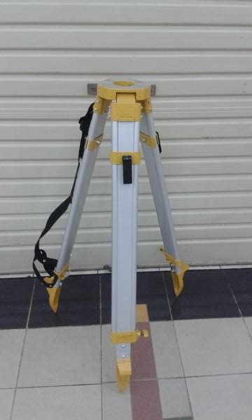 Tripod Waterpass jual jual tripod theodolite tripod waterpass tripod total