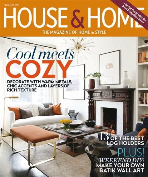 home and design magazine change of address featured projects walk throughs products news and more