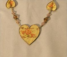 Decoupage Jewelry Ideas - 1000 images about diy decoupage jewelry on