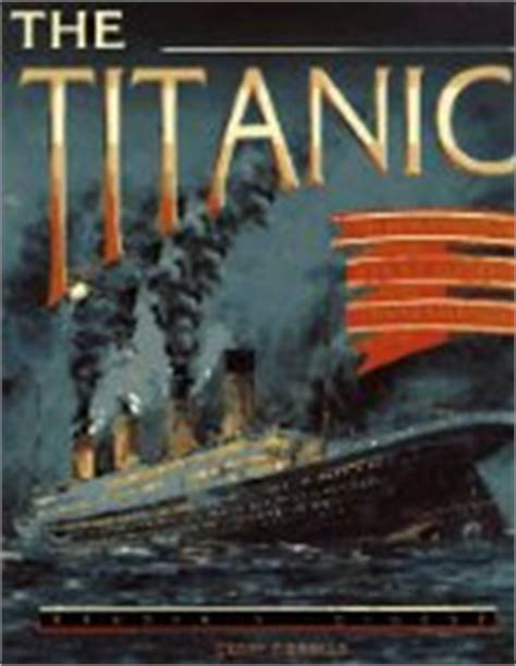 the unsinkable titanic the triumph a disaster books my library