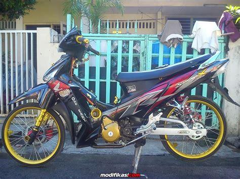 Keranjang Thailook Supra suprax125 thailook ane