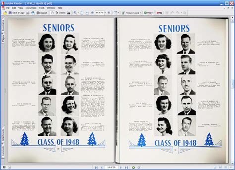 yearbook layout pdf prism senior portrait project he