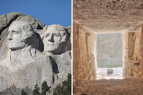 mt rushmore hidden room america news 2017 mount rushmore hides an amazing secret