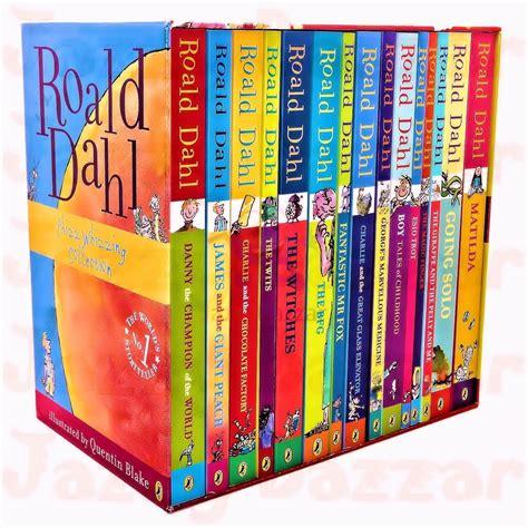 roald roll roald dahl books book covers