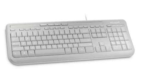 Microsoft Wired Keyboard 600 wired keyboard 600 microsoft accessories