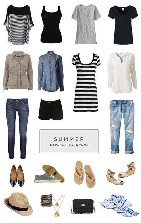 Summer Capsule Wardrobe by M 225 S De 1000 Ideas Sobre Capsule Wardrobe Summer En
