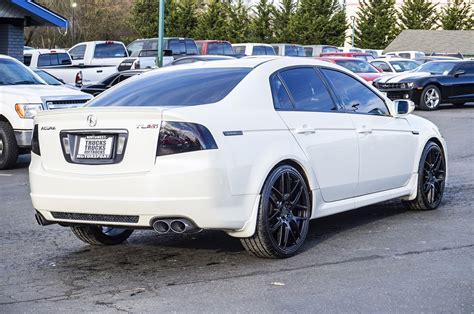 white acura tl type s for sale used 2008 acura tl type s fwd sedan for sale 36420a