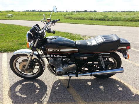 Suzuki Gs1000e Suzuki 1978 Gs1000e 100 Vintage